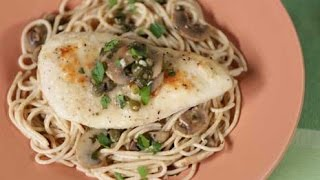 How To Make Healthy Chicken Piccata