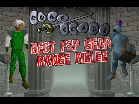 Best Range Gear Osrs F2p - Panamerican Electronics