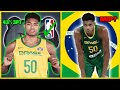 How BRUNO CABOCLO The FAILED FREAK Just SAVED His NBA Career With BRAZIL At The FIBA World Cup!