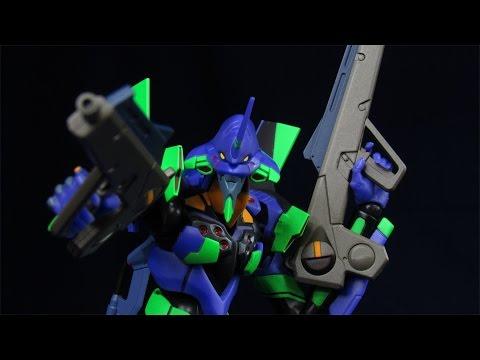 SIDE EVA Robot Spirits Evangelion 03 unit Tamashii Web Bandai Action Figure