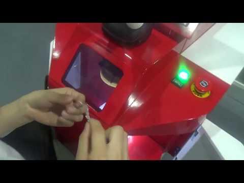 Ювелирный лазерный станок для сварки E-fiber TF