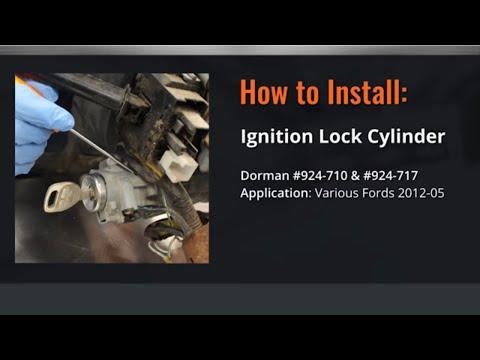 Ford & Mazda Ignition Lock Cylinder