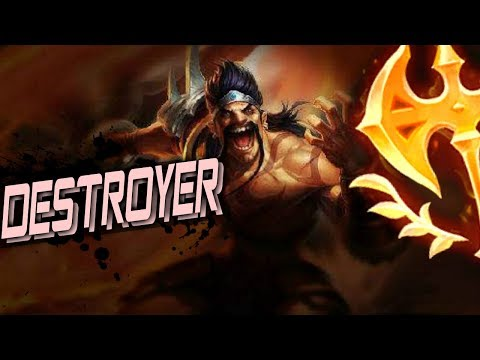 DRAVEN DESTROYER!! - VINCENT MONTAGE#18 + FunnyMoments -《文森特之jian - Vincent´s Draven