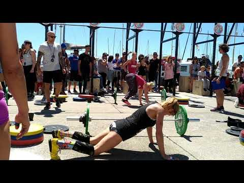 Sira y Marta, Lidogirls team. Estepona Port Games 2018 3