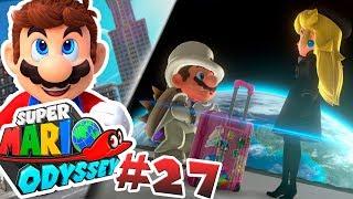 LA CARA OCULTA DE LA LUNA!! | 🎩 Super Mario Odyssey 🎩 | Guía Co-Op en Español al 100%