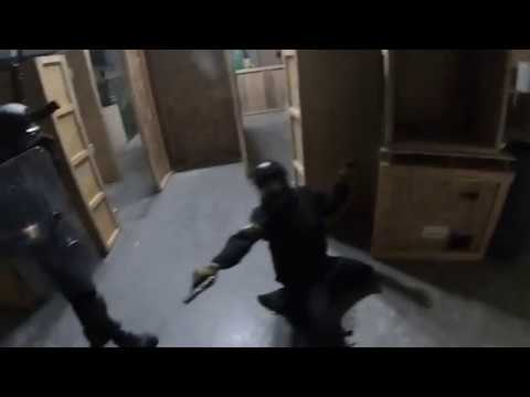Montreal CQB Airsoft - OP : Night Soldiers