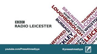 BBC Leicester | Muslims in Leicester Striving for Peace