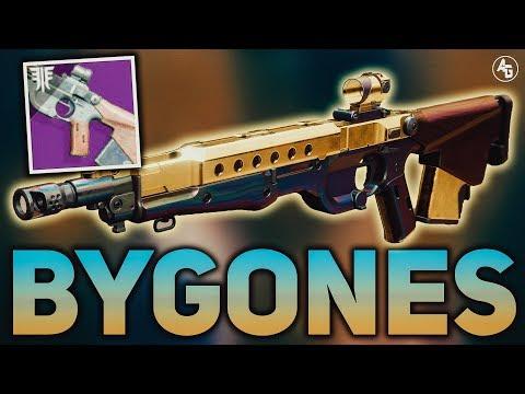 Bygones Gambit Pulse Rifle (It almost felt wrong) | Destiny 2 Forsaken