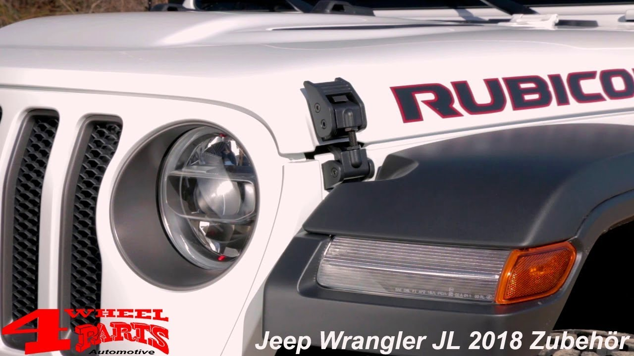 jeep wrangler jl 2018 zubeh r und accessories youtube. Black Bedroom Furniture Sets. Home Design Ideas