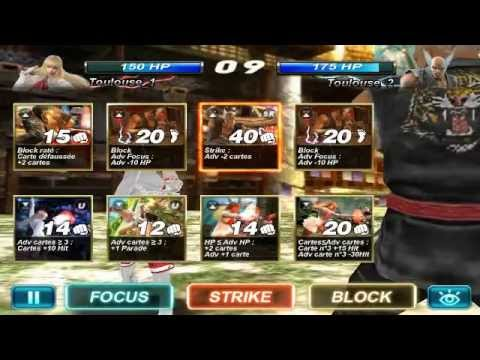 Live - Finale Tekken Card Tournament [Summer's End 2013]