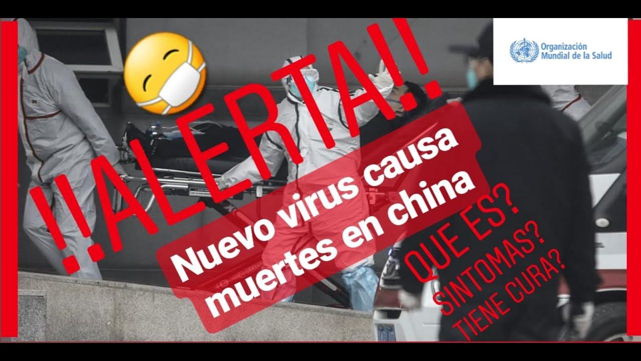 Nuevo Virus En China 2020 Que Es Sintomas Coronavirus