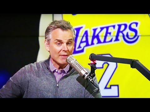 """Colin Cowherd: """"Lonzo Is The NBA's Most Underrated Player"""""""