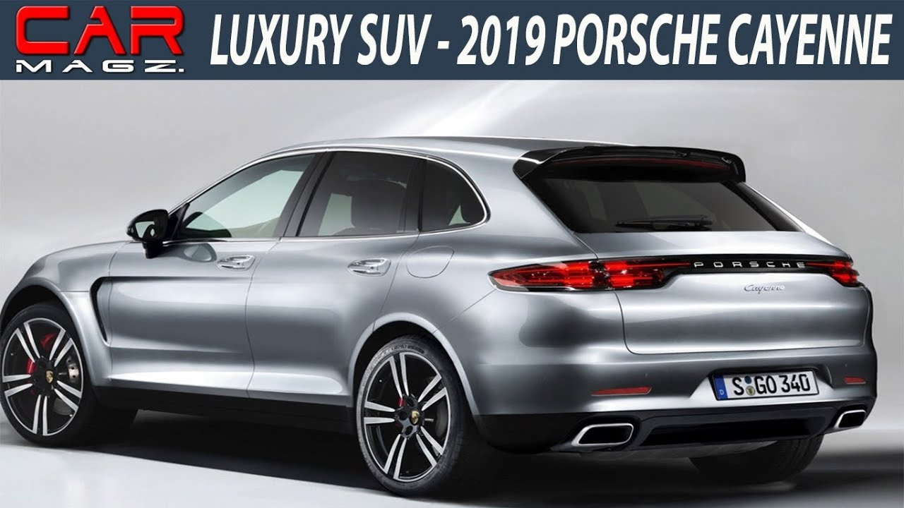 2019 Porsche Cayenne Turbo Review And Release Date