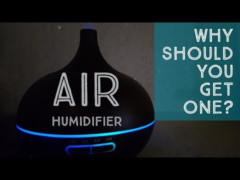 Air Humidifier | Why Should You Buy One?