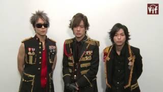 ROCK MUSIC NAVIGATION SITE【Vif】にニューシングル『YAIBA』をリリー...
