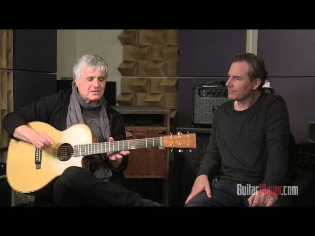 Laurence Juber on DADGAD and His Signature Martin Guitar