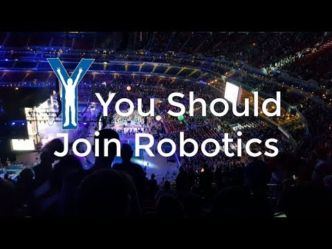 Y you should join robotics