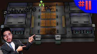 """CRIANDO A """"STEAM"""" DA NOSSA EMPRESA!!! - SOFTWARE INC. #11 - (Gameplay/PC/PT-BR)"""
