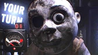 "RESIDENT EVIL 7 ""MR. BIG HEAD IN SURVIVAL+ 21"" BANNED FOOTAGE Walkthrough Gameplay (RE7 DLC)"