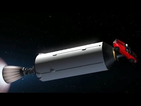 SpaceX to launch Elon Musk's $250,000 Tesla into space