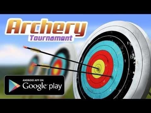 Archery Tournament - Стрельба из лука на Android ( Review)