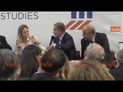 """Prodi: """"Ius Soli caso politico che non ha senso logico"""""""
