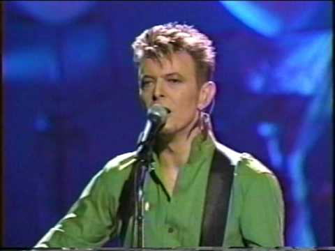David Bowie 'Waiting For The Man'.