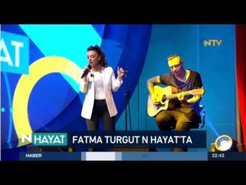 Fatma Turgut-İlkbaharda Kıyamet (N Hayat Canlı Akustik Performans)