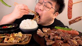 이젠 홍천한우가 답이다 고기질이 다르다 등심 투쁠 맛사…