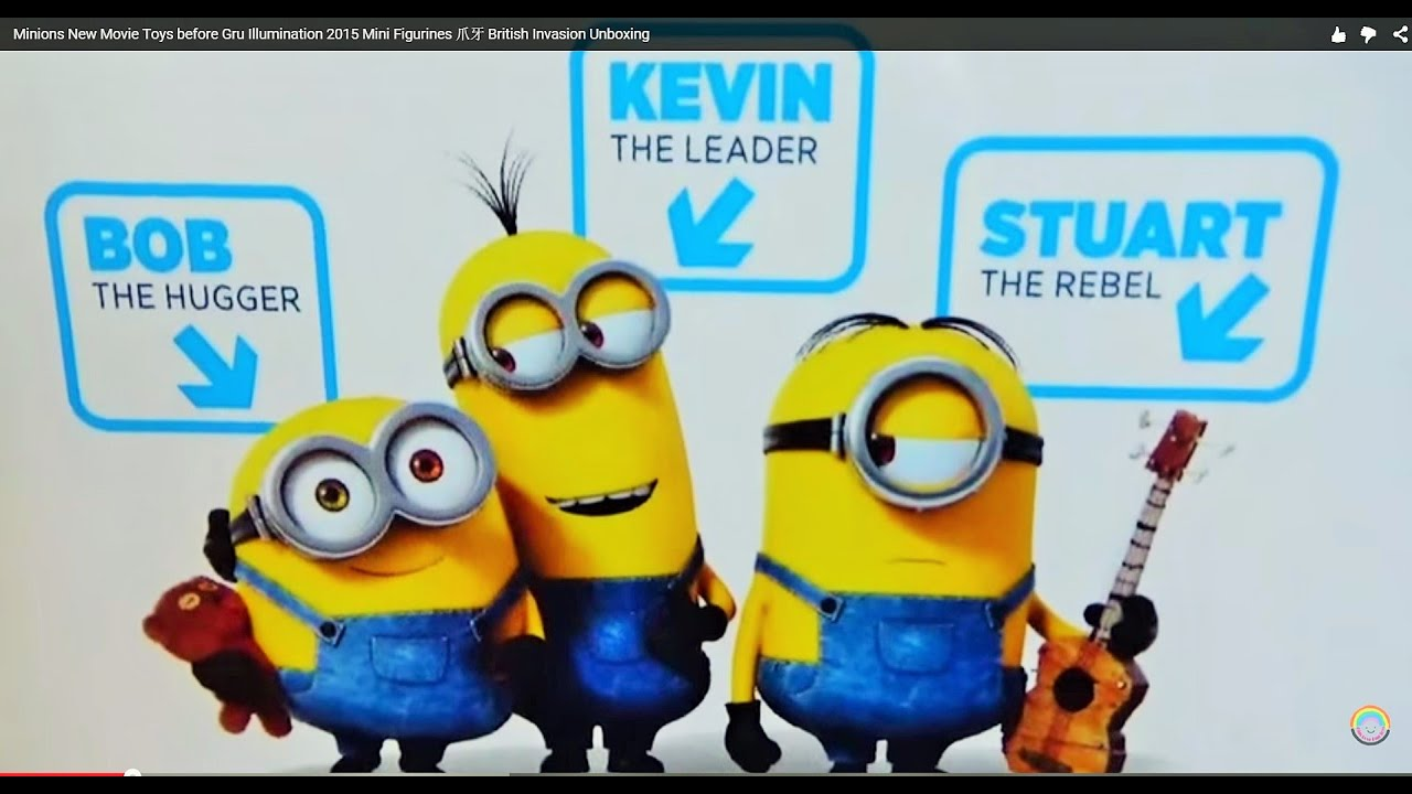 watch meet stuart kevin and bob