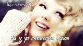 Taylor Swift - Safe And Sound (Traducida Al español.)