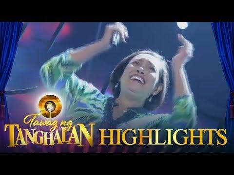 Tawag ng Tanghalan: Girlie Las Piñas is the new defending champion