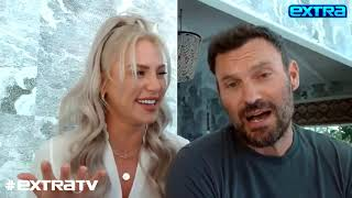 Brian Austin Green & Sharna Burgess on Date Mix-Up and First Kiss, Plus: The Search4Smiles Campaign