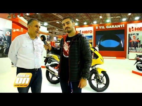 ''Hero'' 2016 Eurasia Motosiklet Fuarı