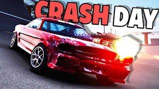 CRASHDAY! THE ULTIMATE DEMOLITION DERBY GAME! - CrashDay Redline Edition