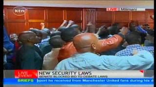 CORD Supporters Celebrate Ruling Suspending Implementation of Eight Clauses of Security Laws