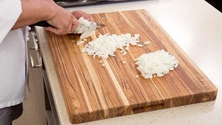 Why America's Test Kitchen Calls The Proteak Edge Grain Teak Cutting Board The Best Cutting Board
