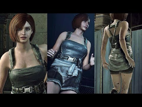 Jill Valentine RESIDENT EVIL Remake II by PriSuicun on