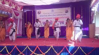 Khandoba rayach yed lagal murali la dance choreograph by Dharma Gawande
