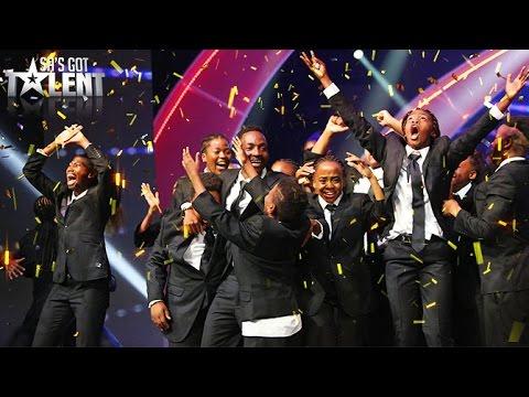 SA's Got Talent 2016 Winners: Kryptonite Dance Academy