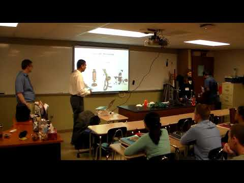 Science outreach - Northview HighSchool (Sylvania-Ohio)-Part1