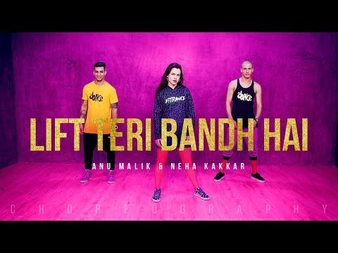 Lift Teri Bandh Hai | Judwaa 2 | Varun | Jacqueline | Taapsee | David Dhawan | Anu Malik| FitDance