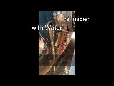 Mechanical seal failure & Heavy leak from Centrifugal (Gorman rupp) pumps