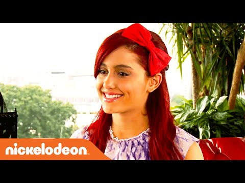 Star Chat with Ariana Grande! | Nick