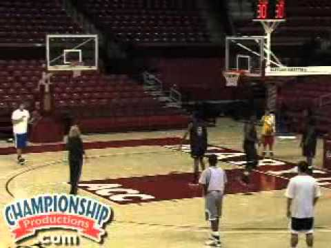 All-Access Maryland Women's Basketball Practice with Brenda Frese - Clip 2
