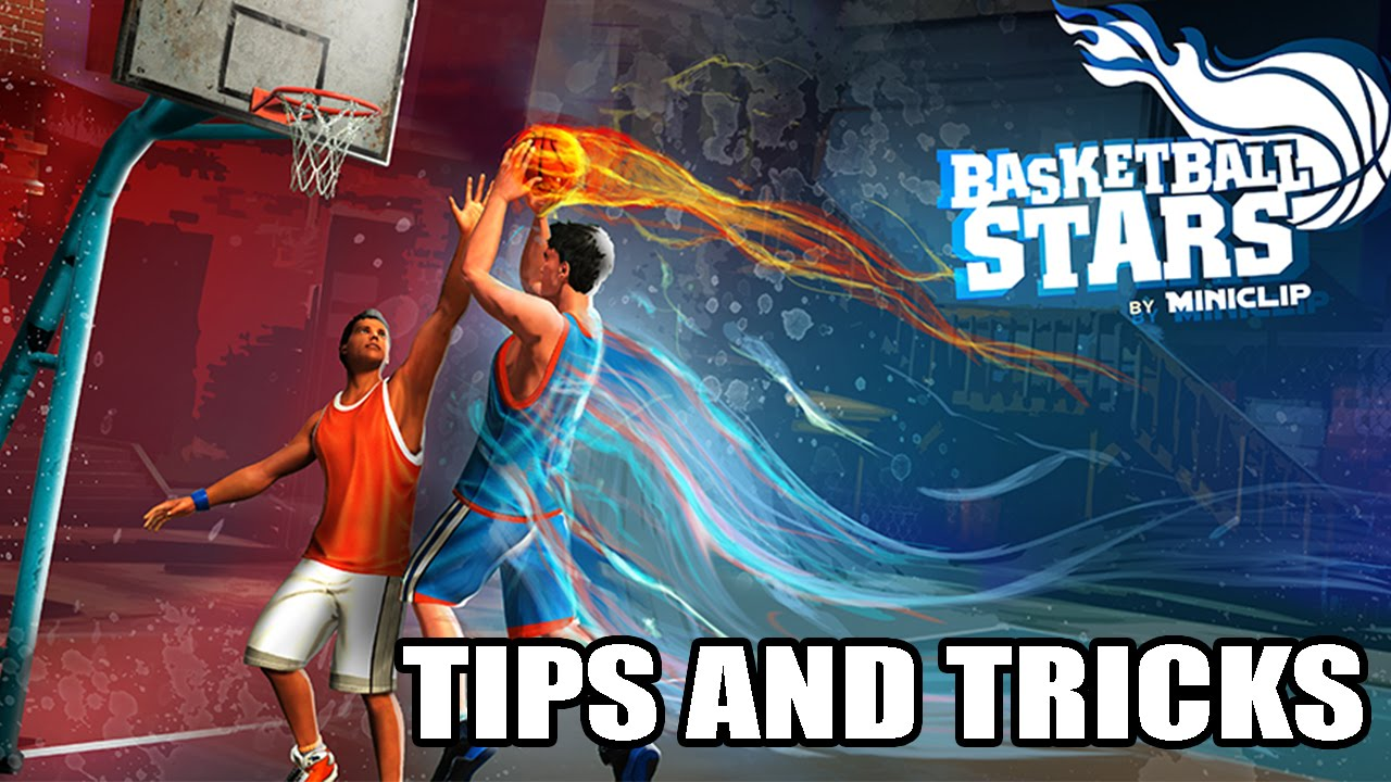 Basketball Stars: Tips & Tricks! A Free Mobile Game From Miniclip ...