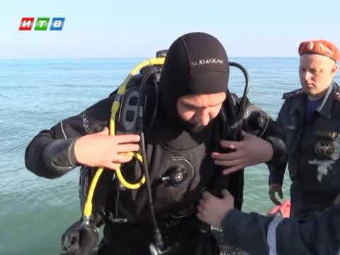 ТРК ИТВ: Спасатели обнаружили тела утонувших крымчан
