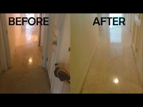 How Much Does It Cost To Restore Terrazzo Floors In Miami