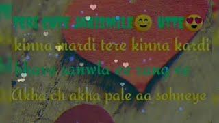 cute song whatsapp status // punjabi new song 2020