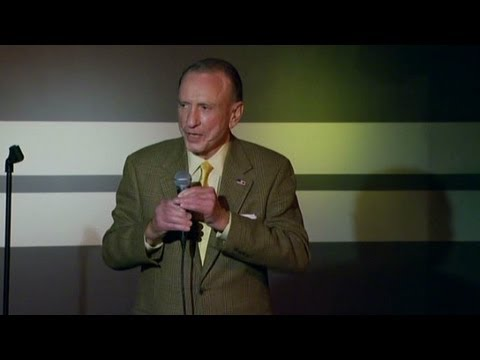 Arlen Specter does stand-up